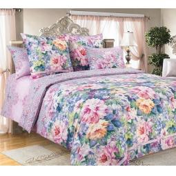 фото Комплект постельного белья Белиссимо «Влюбленность». 2-спальный. Размер простыни: 220х195 см