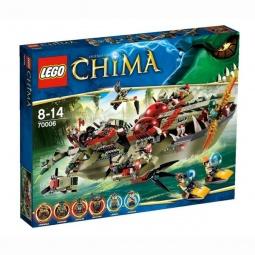 фото Конструктор LEGO Флагманский корабль Краггера