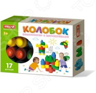 Конструктор для ребенка Стеллар 03003 «Колобок» 10001 цена