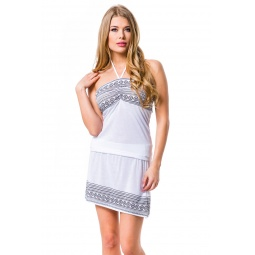 фото Комплект одежды Mondigo 8590. Цвет: белый. Размер одежды: 46