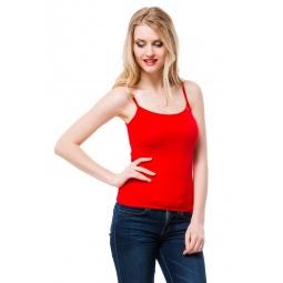 фото Майка Mondigo 551. Цвет: красный. Размер одежды: 42