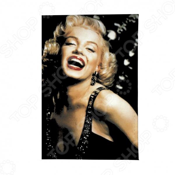 Обложка для паспорта Mitya Veselkov «Улыбка Монро» обложка для автодокументов mitya veselkov улыбка монро