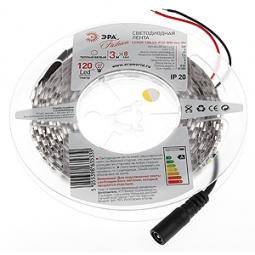 Купить Лента светодиодная Эра LS3528-120LED-IP20-WW-eco-3m
