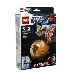 фото Конструктор LEGO Гоночный кар Себульбы и планета Татуин
