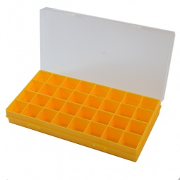 фото Коробка для мелочей Полимербыт «Профи 5». В ассортименте