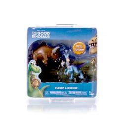 фото Набор фигурок игрушечных Good Dinosaur «Кеттл и Раптор»