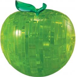 Купить Кристальный пазл 3D Crystal Puzzle «Яблоко зеленое»