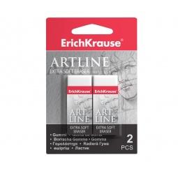 Купить Набор ластиков Erich Krause Art Line Extra Soft