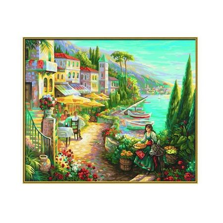 Купить Набор для рисования по номерам Schipper «Белла»