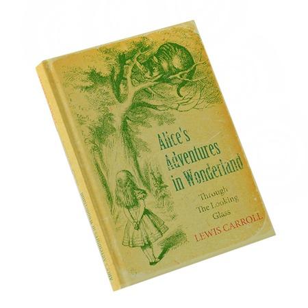 Купить Записная книжка Гаранович «Алиса в стране чудес»