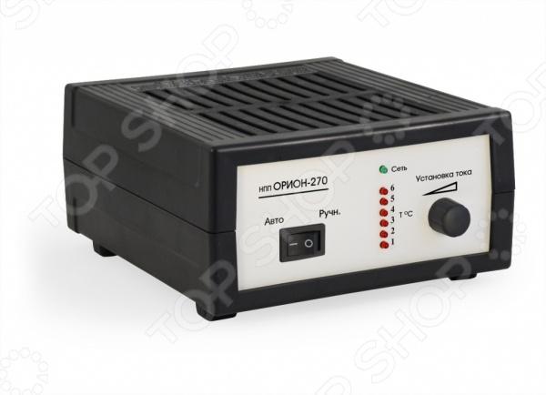 Устройство зарядное ОРИОН PW-270 зарядное устройство орион 265