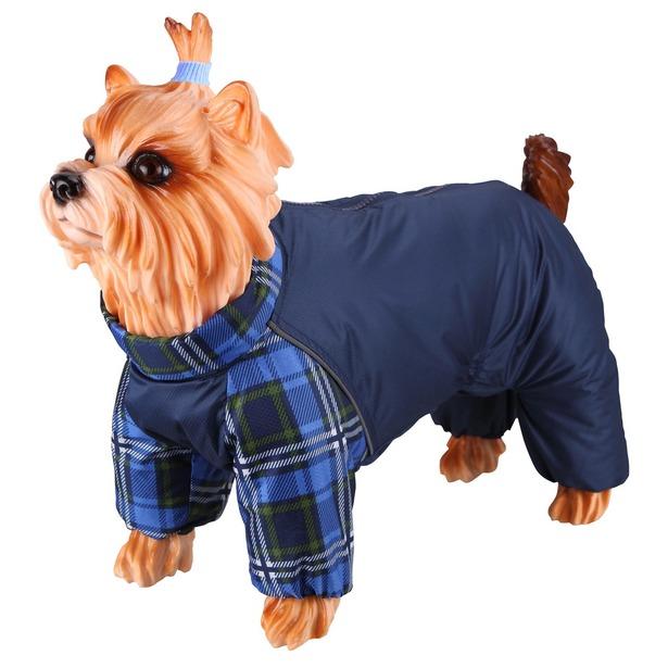 фото Комбинезон-дождевик для собак DEZZIE «Скотч-терьер». Материал подкладки: нет. Пол: кобель