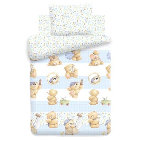 Купить Детский комплект постельного белья Forever Friends «Покоритель морей»