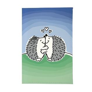 Купить Визитница Mitya Veselkov «Влюбленные ежики»