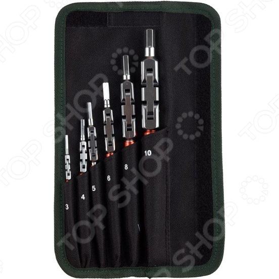 Набор ключей имбусовых Kraftool Industrie 27450-H6 kraftool 26141 h6