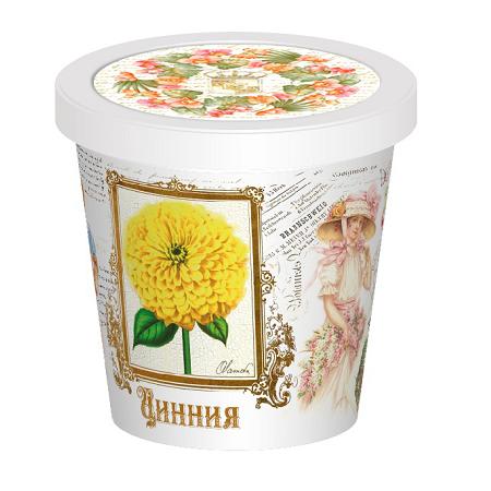 Купить Набор для выращивания Rostokvisa «Цинния»