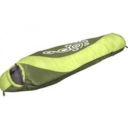 фото Спальный мешок NOVA TOUR «Алтай». В ассортименте. Цвет: зеленый, салатовый. Расположение молнии: правостороннее