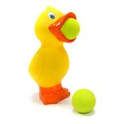 фото Игрушка для ванны Жирафики «Веселый утенок»