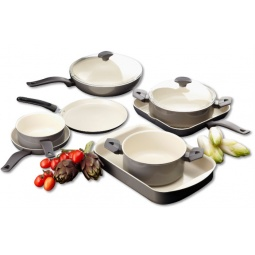 фото Комплект посуды Delimano Ceramica Prima Mega+