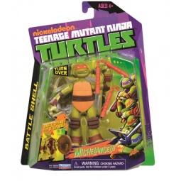 фото Фигурка для ребенка Nickelodeon «Микеланджело с боевым панцирем»