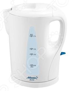 Чайник Atlanta ATH-2301 антимагнитные счетчики на воду