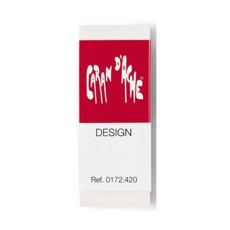 Купить Ластик для чернографитовых, цветных карандашей и грифелей Carandache Design