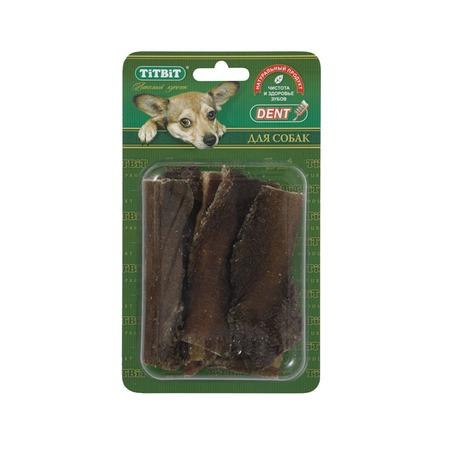 Купить Лакомство для собак TiTBiT 6360 «Рубец говяжий»