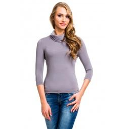 фото Водолазка Mondigo 211. Цвет: серый. Размер одежды: 44