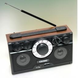 Купить Радиоприемник СИГНАЛ БЗРП РП-304 и диско-шар B 52