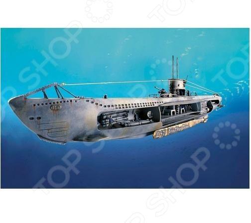 Сборная модель подводной лодки Revell U-47 с интерьером