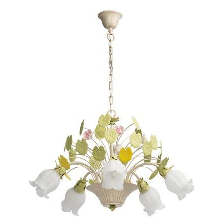Купить Люстра подвесная MW-Light «Букет» 421013208