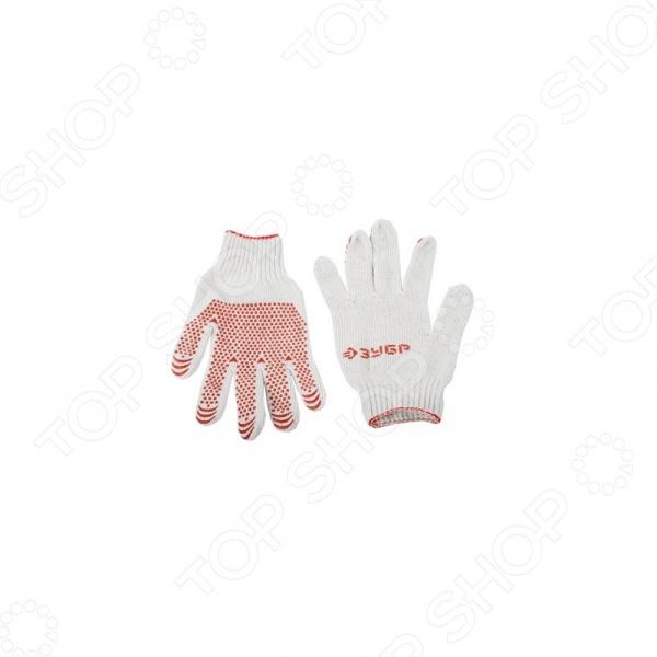 Перчатки рабочие Зубр «Мастер» 11392-K10