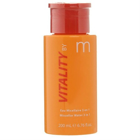 Купить Мицеллярная вода для снятия макияжа 3в1 Matis Энергия витаминов для молодой кожи