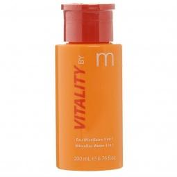 фото Мицеллярная вода для снятия макияжа 3в1 Matis Энергия витаминов для молодой кожи
