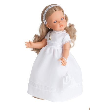 Купить Кукла Munecas Antonio Juan «Белла блондинка. Первое причастие»