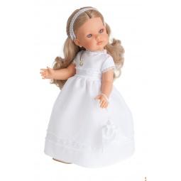 фото Кукла Munecas Antonio Juan «Белла блондинка. Первое причастие»