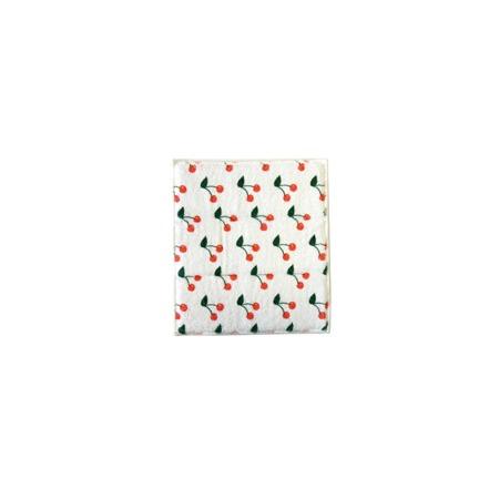 Купить Салфетка чистящая с абразивным покрытием Rainbow home «Вишня»