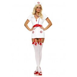 Купить Костюм Le Frivole «Похотливая медсестра»