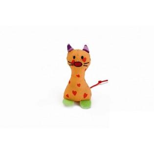 Купить Игрушка для кошек Beeztees «Рыжий котик»
