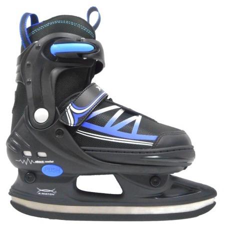 Купить Коньки хоккейные детские X-MATCH раздвижные