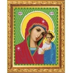 Купить Набор для вышивания бисером Светлица «Пресвятая Богородица Казанская»