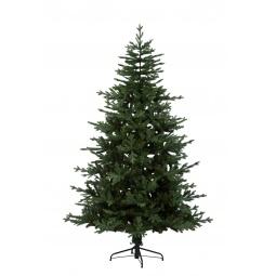 фото Ель искусственная Crystal Trees «Приморская». Высота: 130 см
