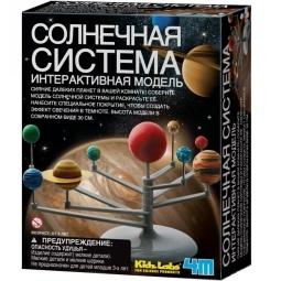 Купить Набор для изобретателей 4M «Солнечная система»