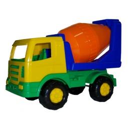 фото Машинка игрушечная Полесье «Мираж бетоновоз». В ассортименте