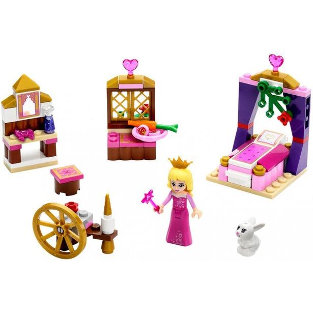 фото Конструктор LEGO Спальня Спящей красавицы