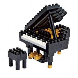 Купить Мини-конструктор Nanoblock «Рояль»
