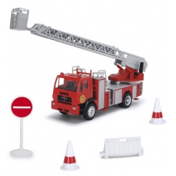 фото Машинка игрушечная Dickie «Пожарная». В ассортименте
