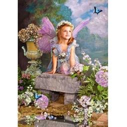 Купить Пазл 1500 элементов Castorland «Весенний Ангел»