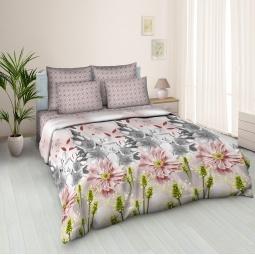 фото Комплект постельного белья Jardin «Дуновение весны». Семейный