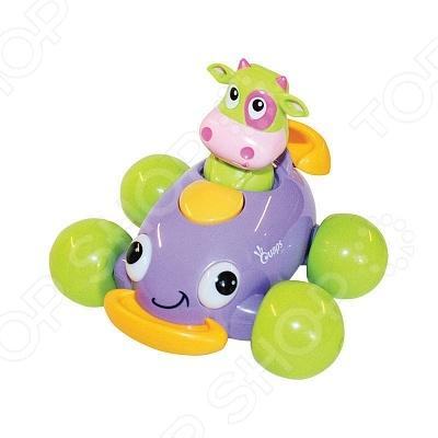 фото Игрушка музыкальная Ouaps «Веселая поездка Бани», Музыкальные игрушки для малышей